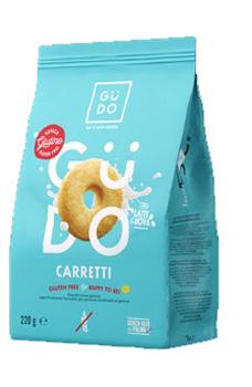GUDO BISCOTTI CARRETTI 220G-974158976