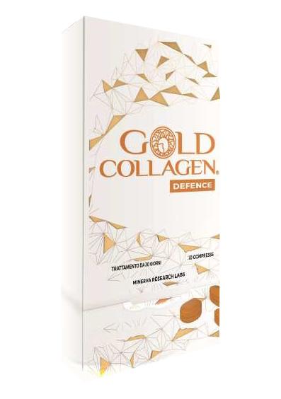 GOLD COLLAGEN DEFENCE 30 COMPRESSE - Farmacia Giotti