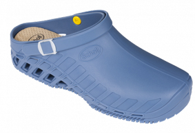 SOLETTA CLOG EVO TPR UNISEX LIGHT BLUE 42-43 - Farmaseller