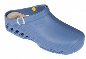 SOLETTA CLOG EVO TPR UNISEX LIGHT BLUE 43-44 - Farmaseller