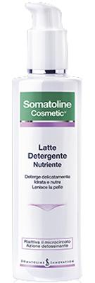 SOMATOLINE COSMETIC VISO LATTE DETERGENTE - La tua farmacia online