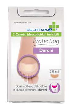 CEROTTI IDROCOLLOIDALI PROTECTION DURONI GRANDI 2 PEZZI - Farmaunclick.it