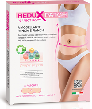 REDUX PATCH PERFECT BODY PANCIA E FIANCHI 8 PEZZI - Sempredisponibile.it