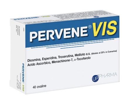 PERVENE VIS 40 OVALINE - Farmaci.me