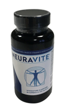NEURAVITE 60 CAPSULE 36,5 G - Sempredisponibile.it