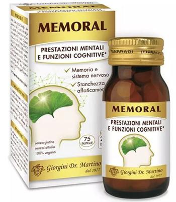 MEMORAL 75 PASTIGLIE - Farmaseller