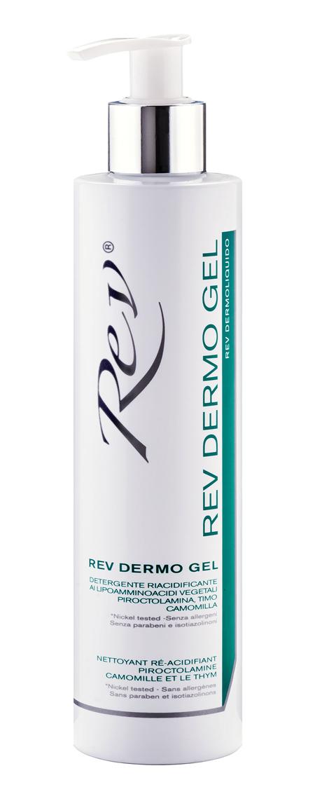 REV DERMOGEL LIQUIDO 250 ML - Farmaseller