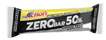 PROACTION ZERO BAR 50% CIOCCO PERA 60 G - Farmaseller
