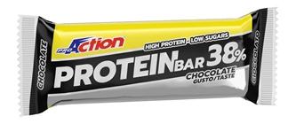PROACTION PROTEIN BAR 38% CIOCCOLATO 80 G - Farmaseller