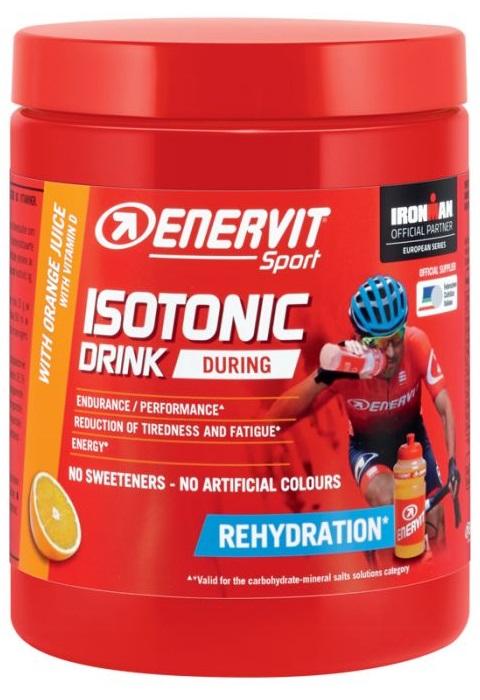 ENERVIT SPORT ISOTONIC DRINK ARANCIA 420 G - Farmaseller