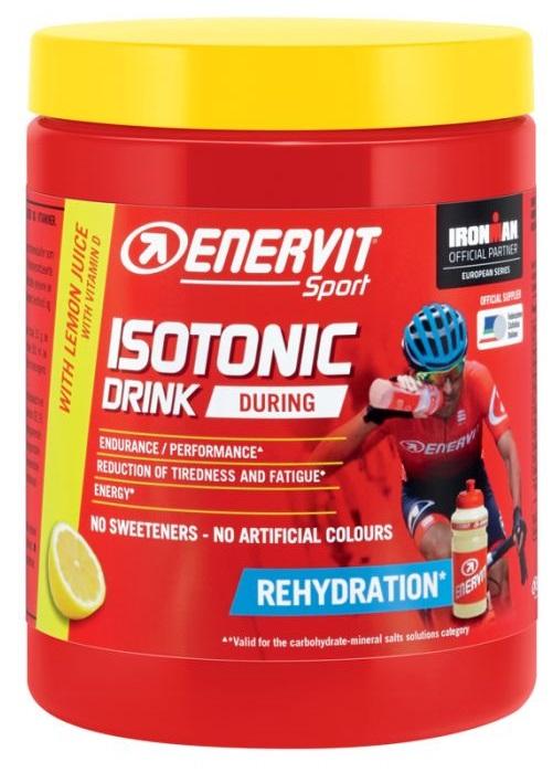 ENERVIT SPORT ISOTONIC DRINK LIMONE 420 G - Farmaseller