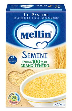 MELLIN SEMINI 320 G - Parafarmacia la Fattoria della Salute S.n.c. di Delfini Dott.ssa Giulia e Marra Dott.ssa Michela