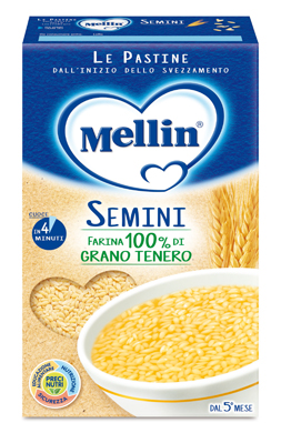 MELLIN SEMINI 320 G - Farmia.it