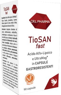 TIOSAN FAST 90 CAPSULE GASTRORESISTENTI - Farmaseller