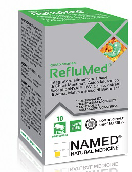 REFLUMED ANANAS 10 STICK - Farmacia Bartoli