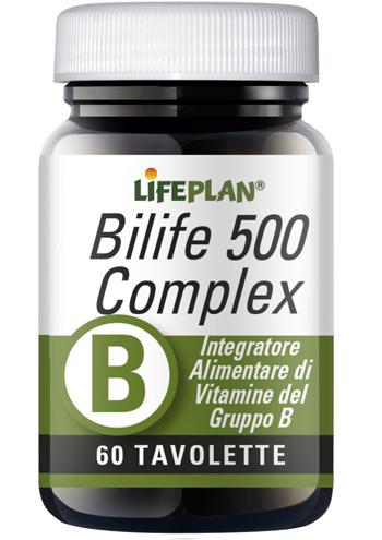 BILIFE 500 COMPLEX 60 TAVOLETTE - SUBITOINFARMA