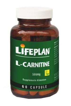 L-CARNITINE 500MG 60 CAPSULE - Farmaseller