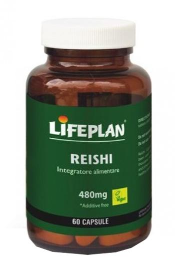 REISHI 60 CAPSULE - Farmaseller