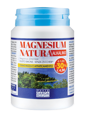 MAGNESIUM NATURA 50 G - La farmacia digitale