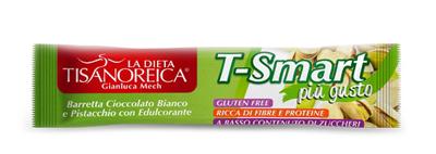TISANOREICA STYLE BARRETTA T SMART PISTACCHIO 35 G - Iltuobenessereonline.it