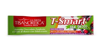 TISANOREICA STYLE BARRETTA T SMART FRUTTI DI BOSCO 35 G (SCADENZA 05/2020) - Iltuobenessereonline.it