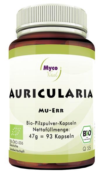 AURICULARIA 93 CAPSULE FREELAND - Farmacia Centrale Dr. Monteleone Adriano