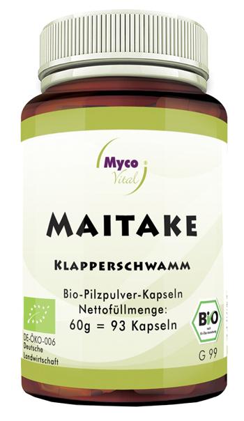 MAITAKE 93 CAPSULE FREELAND - Farmaseller