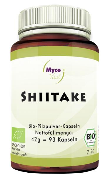 SHIITAKE 93 CAPSULE FREELAND - Farmaseller