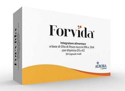 FORVIDA 30 CAPSULE MOLLI - Farmacia Bartoli