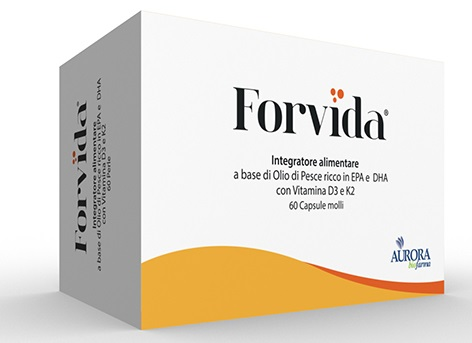 FORVIDA 60 CAPSULE MOLLI - Farmapage.it
