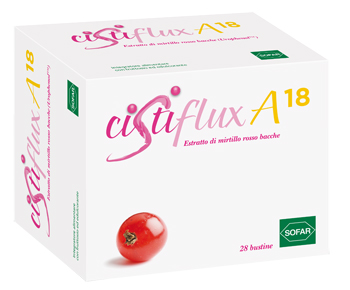 CISTIFLUX A 18 28 BUSTE - Farmaunclick.it