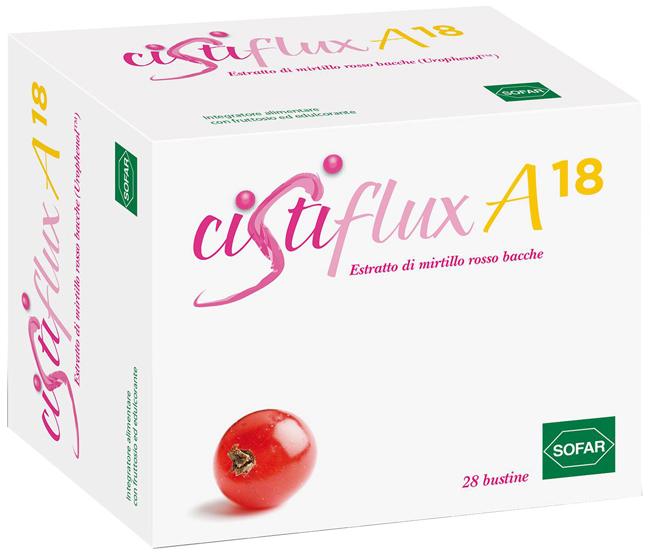 CISTIFLUX A 18 28 BUSTE - Farmaciacarpediem.it