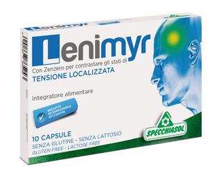 Specchiasol Lenimyr Integratore 10 Capsule