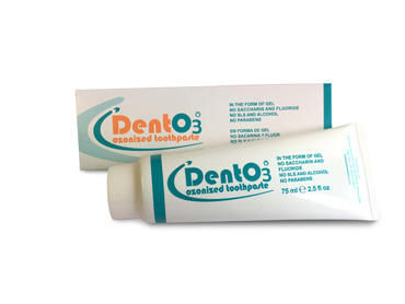 DENTO3 DENTIFRICIO OZONO 75 ML - Farmalke.it