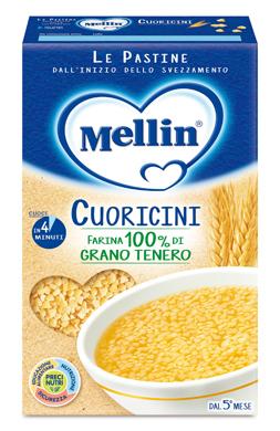 MELLIN CUORICINI 320 G - Farmacia Bartoli