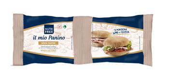 NUTRIFREE IL MIO PANINO 2 X 90 G -