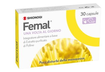 FEMAL 30 CAPSULE - Farmafamily.it
