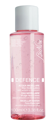 DEFENCE ACQUA MICELLARE TRAVEL SIZE 100 ML - Biofarmasalute.it