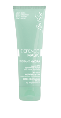 BIONIKE DEFENCE MASK INSTANT HYDRA MASCHERA IDRATANTE DETOX 75 ML - Farmapage.it