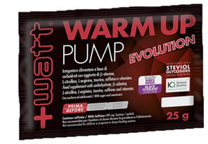 WARM UP PUMP EVOLUTION 25 G - Farmacia Massaro
