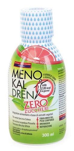 MENOKAL DREN ZERO ZUCCHERI 300 ML - Farmaseller