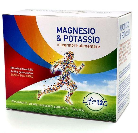 MAGNESIO E POTASSIO 30 BUSTINE - Farmaunclick.it
