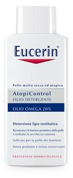 EUCERIN ATOPICONTROL OLIO DETERGENTE 400 ML - La farmacia digitale