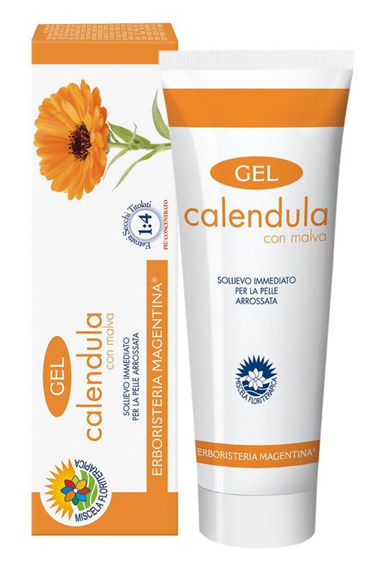 CALENDULA MALVA GEL 100 ML - Farmacia Centrale Dr. Monteleone Adriano