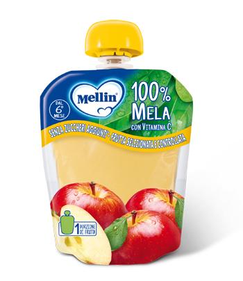 MELLIN POUCH MELA 90 G - Farmacia Basso
