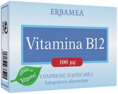 VITAMINA B12 90 COMPRESSE MASTICABILI - Zfarmacia