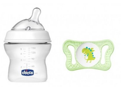 CHICCO PROMO NATURAL FEELING + SUCCHIETTO MICRO' - Farmaci.me