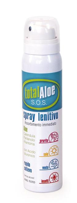 TOTAL ALOE SPRAY LENITIVO 75 ML - Farmaseller