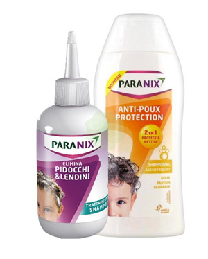Paranix Bipacco Shampoo Trattamento + Shampoo Protection 200ml - Arcafarma.it