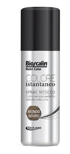 BIOSCALIN NUTRICOLOR COLORE ISTANTANEO BIONDO SCURO 75 ML - La tua farmacia online